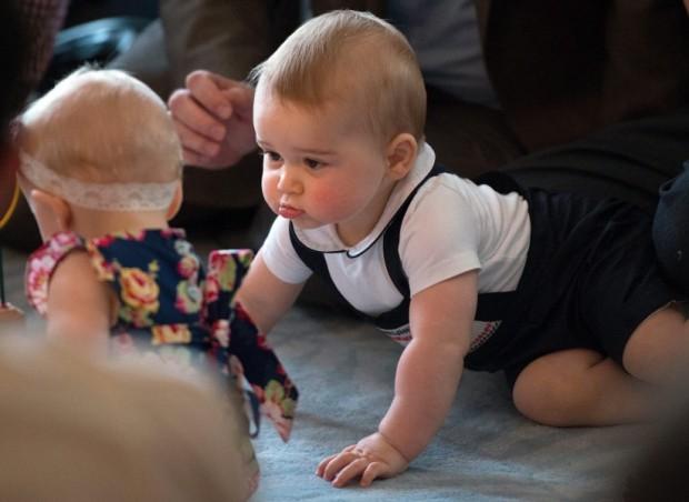 baby georg