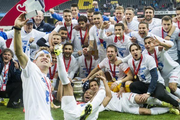 FUSSBALL, SCHWEIZER CUP, CUPFINAL, FINAL, FINALE, SAISON 2013/14, FCB, FC BASEL, FC ZUERICH, FCZ,
