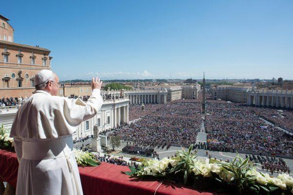 Pope Francis' Urbi et Orbi blessing