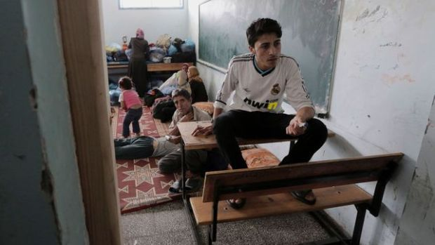 Gaza_Schule
