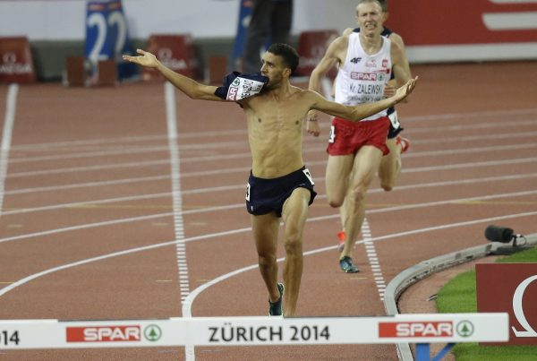 Switzerland Athletics Europeans