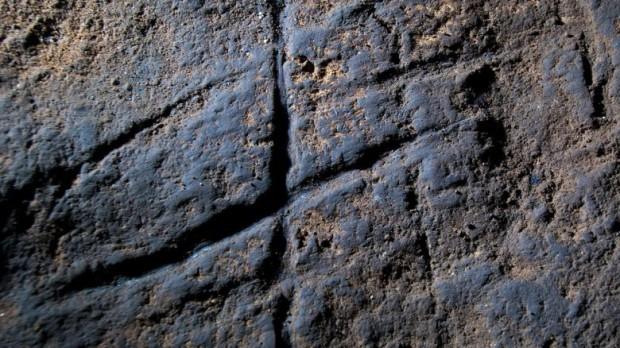 Kunst von Neandertalern