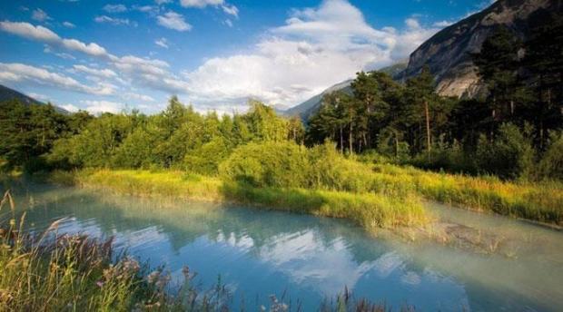 Naturpark Schweiz