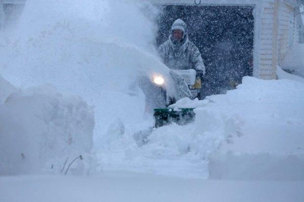 Schnee USA