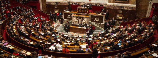 French Parliament vote on recognizing Palestinian State.