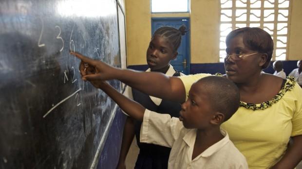 Schule Liberia