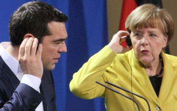 Alexis Tsipras in Berlin