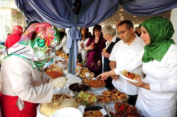 Ramadanfest im Hansesaal Lünen