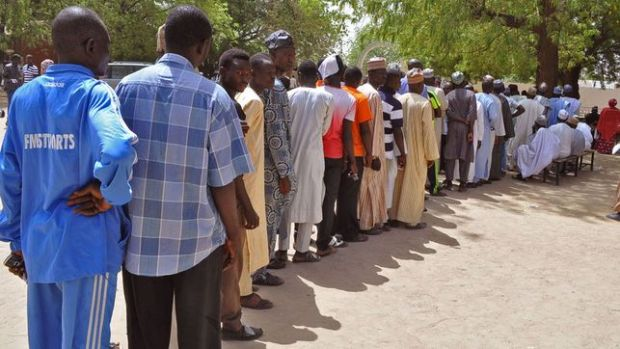Wahlen Nigeria