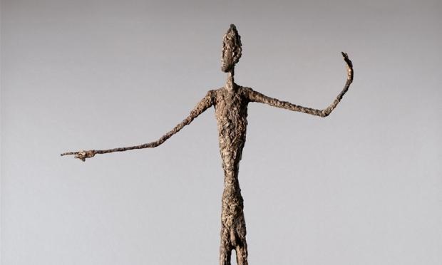 Giacometti_der zeigende Mann