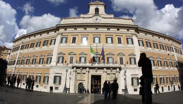 Parlament Italien
