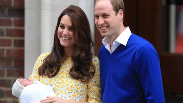 Royal Baby_Kate und William