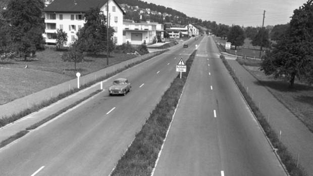 Autobahn Schweiz