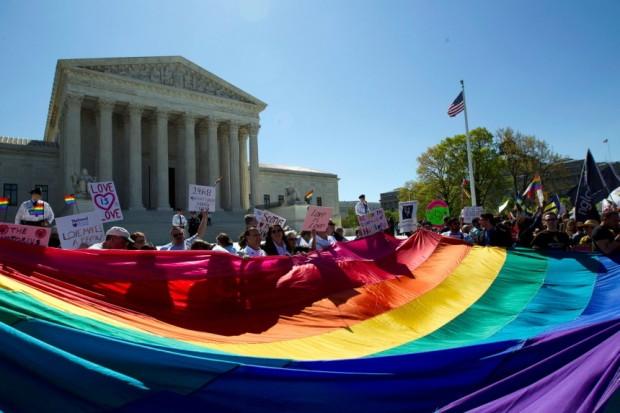 Homo-Ehe USA