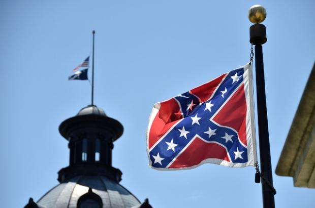 Konföderierten-Flagge