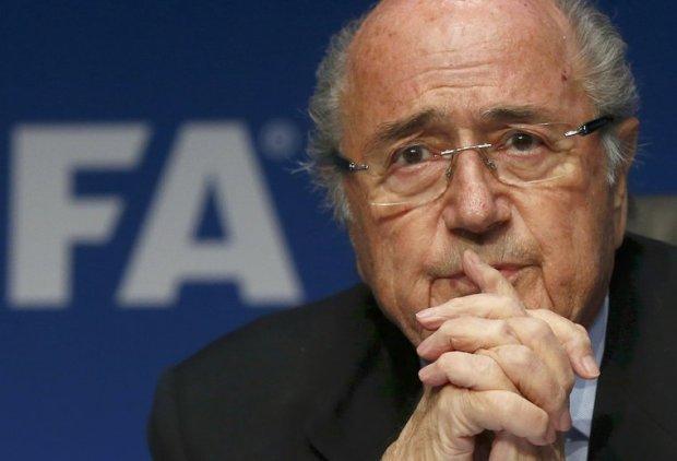 Fifa-Boss Sepp Blatter