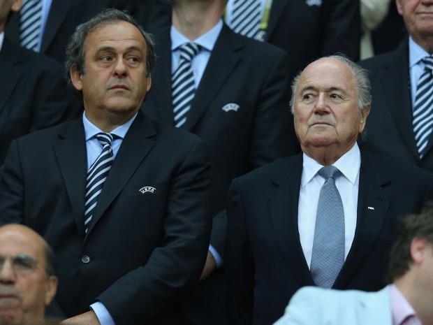 Michel-Platini-vs-Sepp-Blatter